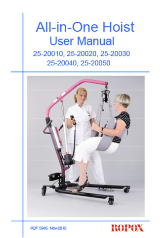 All-in-One Hoist User Manual