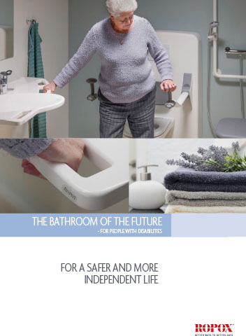 Brochure Ropox The Bathroom of the future