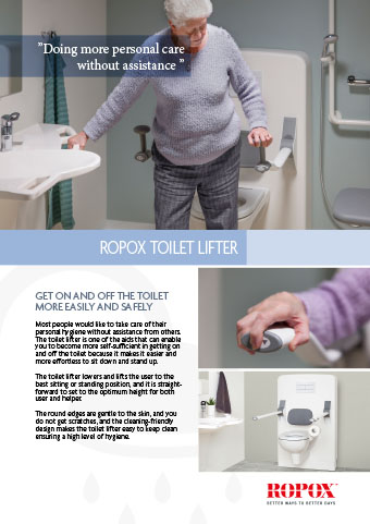 Ropox toilet lifter