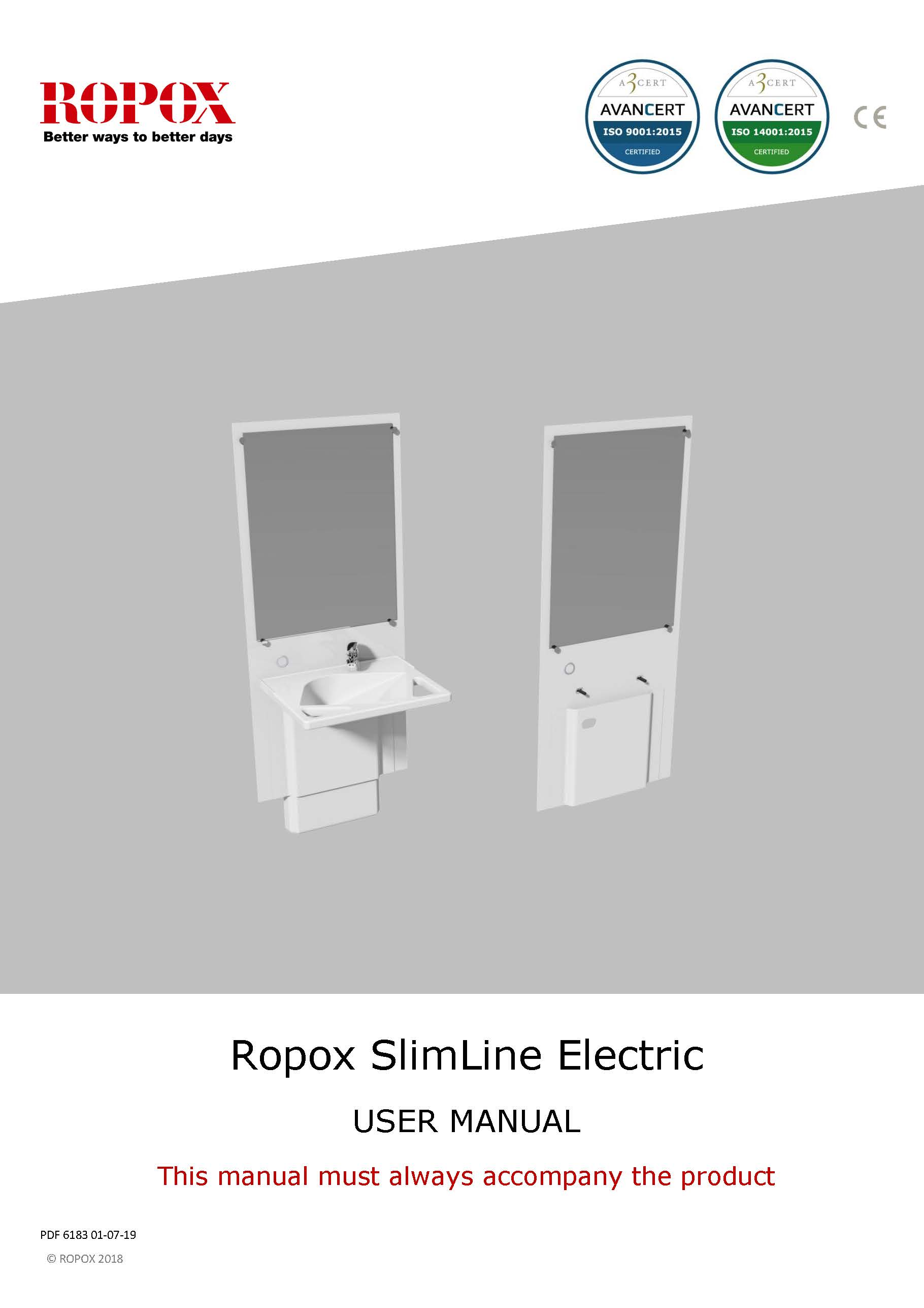 Ropox SlimLine Electric