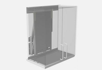 Ropox Diagonal løftesystem